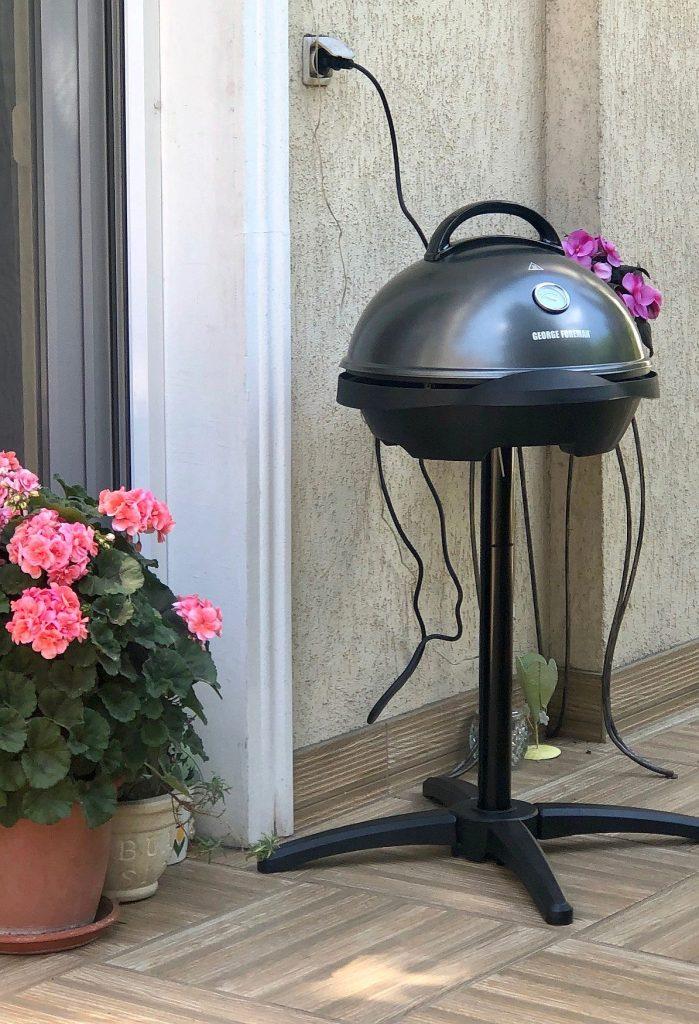 george foreman, russel hobbs, nyereményjáték, grill, kerti grill, beltéri grill, olajsütő, grill parti, gasztronómia, sütés, főzés, rúzs és más