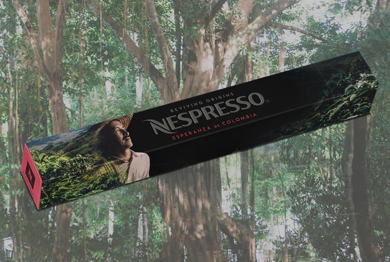 nespresso, reviving origins, program, ültetvények megmentése, kávé, klímaváltozás, colombia, uganda, zimbabwe, limitált, rúzs és más, fairtrade