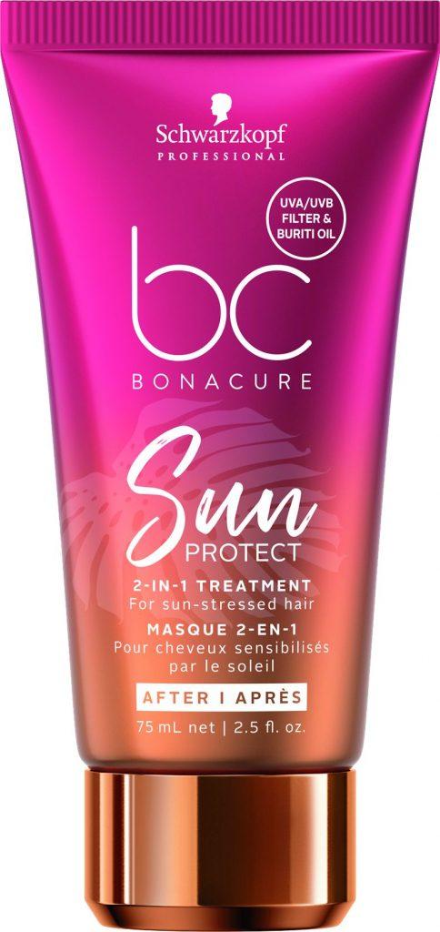 schwarzkopf, bc, sun protect, bonacure, fényvédelem, hajvédelem, hajápolás, nyári hajápoló, UV, UV védelem, hajvédő, rúzs és más