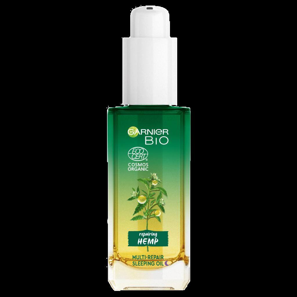 Garnier, hemp, green. green beauty, ecocert. cosmos, bio, környezetbarát, ökológiai, rúzs és más, kenderolaj, kender