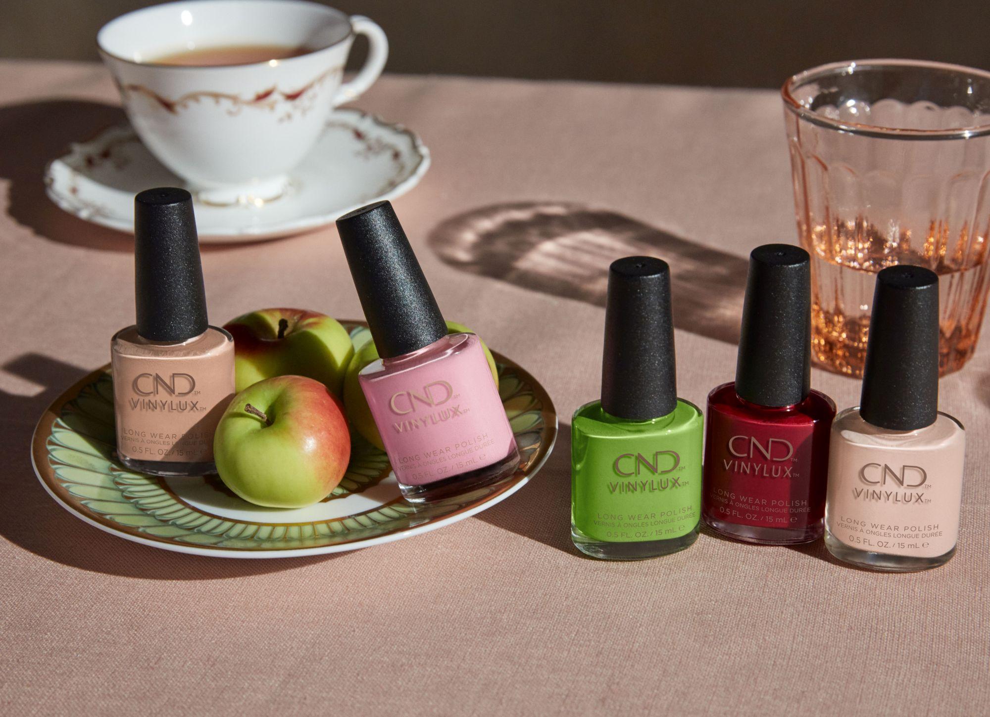 CND Autumn Addict, őszi körömlakk kollekció, CND Nail Lounge