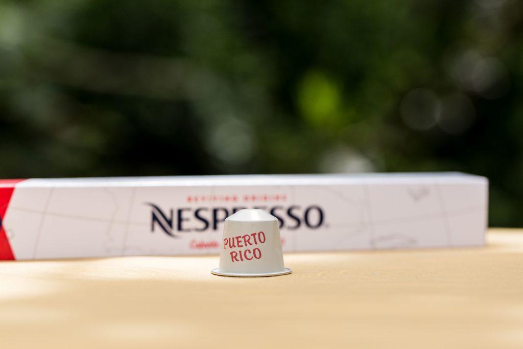nespresso, puerto rico, cafecita, limitált, reviving origins, társadalmi felelősségvállalás, támogatás, kávé, kávékülönlegesség, rúzs és más
