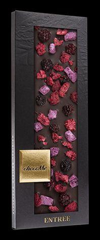 chocome, gin, entree, csokoládé, díjnyertes, magyar, exkluzív, csoki, forró csoki, kékáfonyás liofilizált joghurt, rúzs és más, desszert, bonbon
