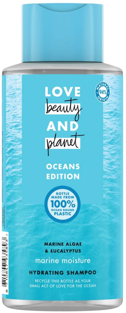 love beauty and planet, oceans edition