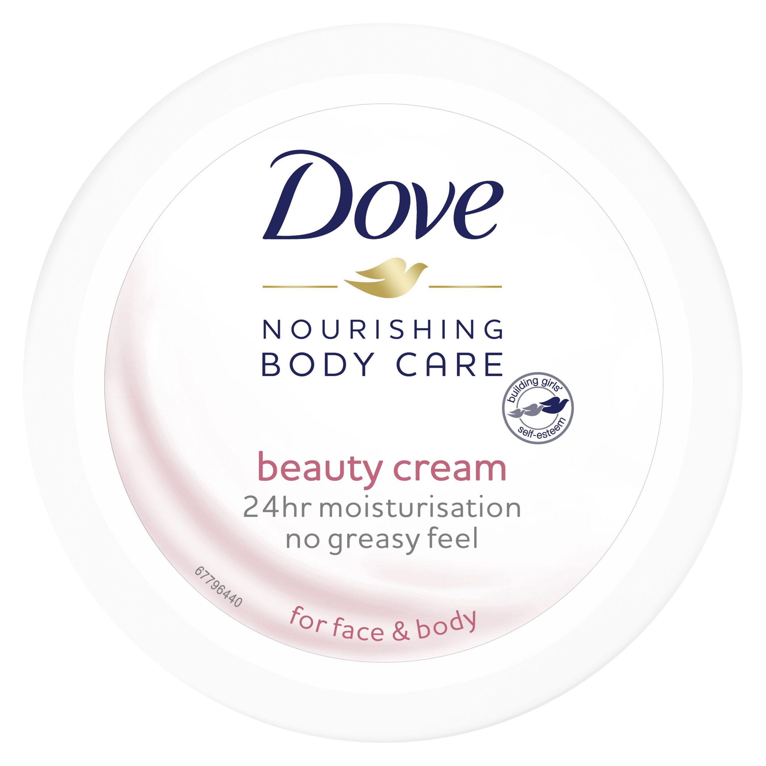 Dove, nourishing, tápláló, krém, testkrém, száraz bőr