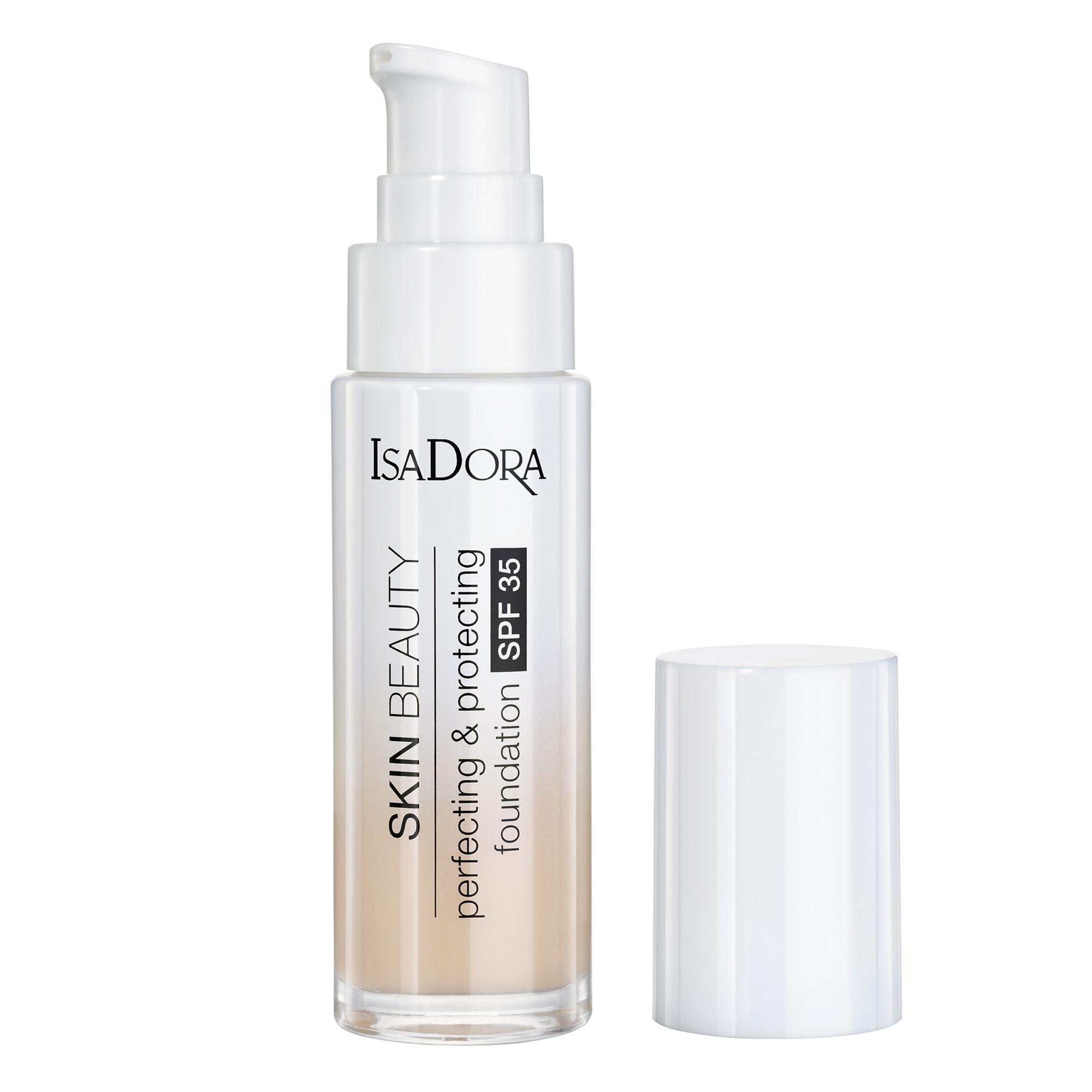 IsaDora Skin beauty, alapozó, makeup, powder, tinted cream, színezett krém, smink, púder, rúzs és más, isadora, újdonság