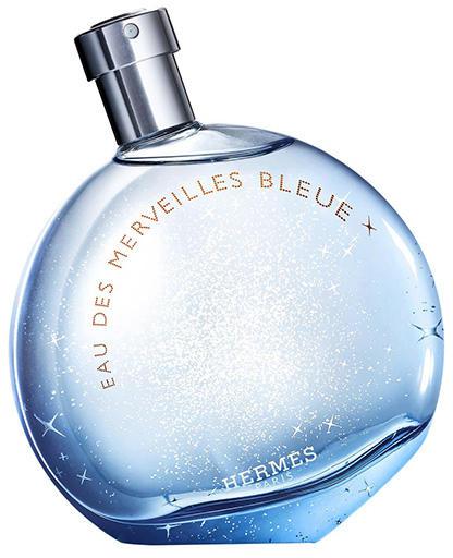hermes eau des merveilles bleu