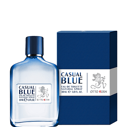 otto kern, casual blue, edt