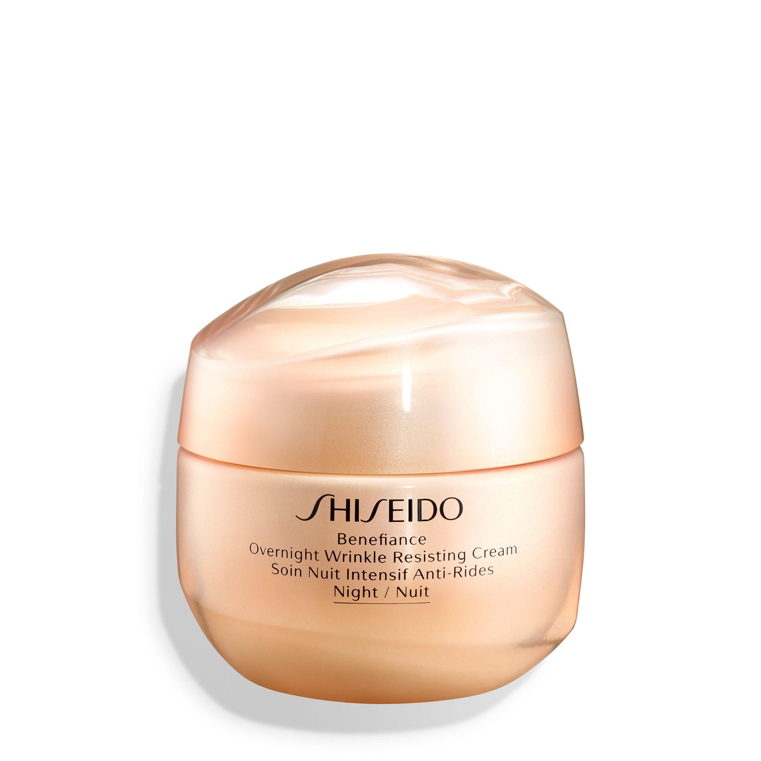 kevés alvás, alváshiány okozta ráncok, overnight, shiseido, benefiance overnight wrinkle resisiting cream, ráncsimító, anti aging, rúzs és más, arcápolás, bőrápolás