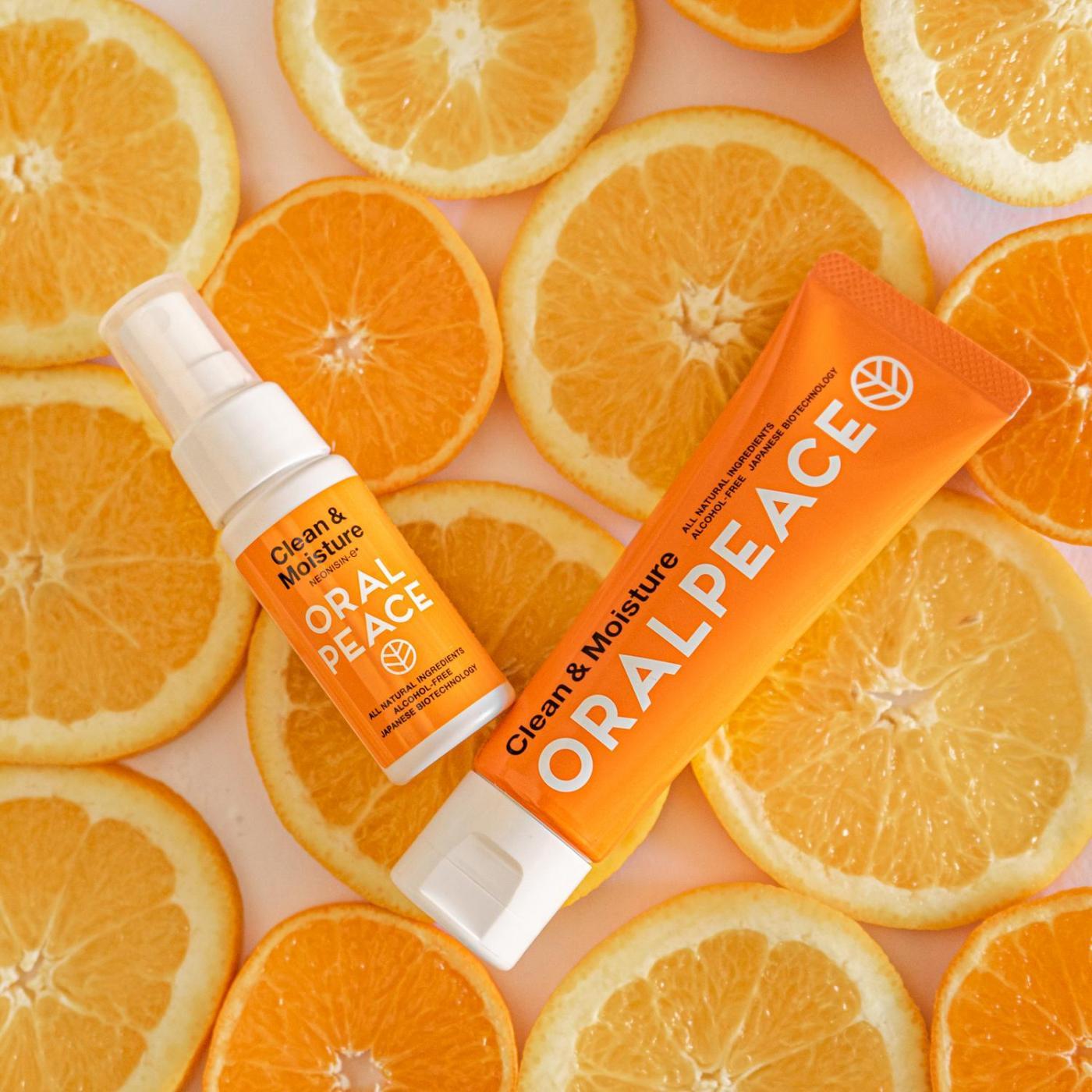 oralpeace, természetes, szájápolás, szájvíz, fogkrém, neonisin-e, antibakteriális, lenyelhető, rúzs és más, profimed