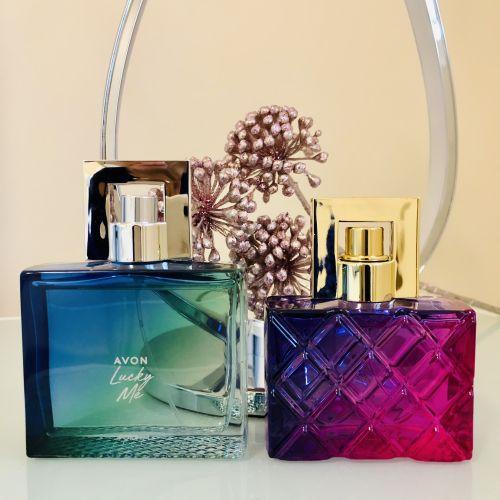 avon, lucky me, parfüm, illatpár, edp, illat, rúzs és más, szerencse, szerencsés