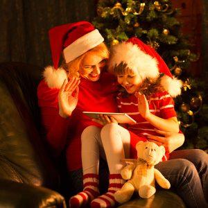 telenor, kutatás, karácsony 2020, online, járvány, covid, video chat, család, ünnep, pszichológus, tipp, rúzs és más