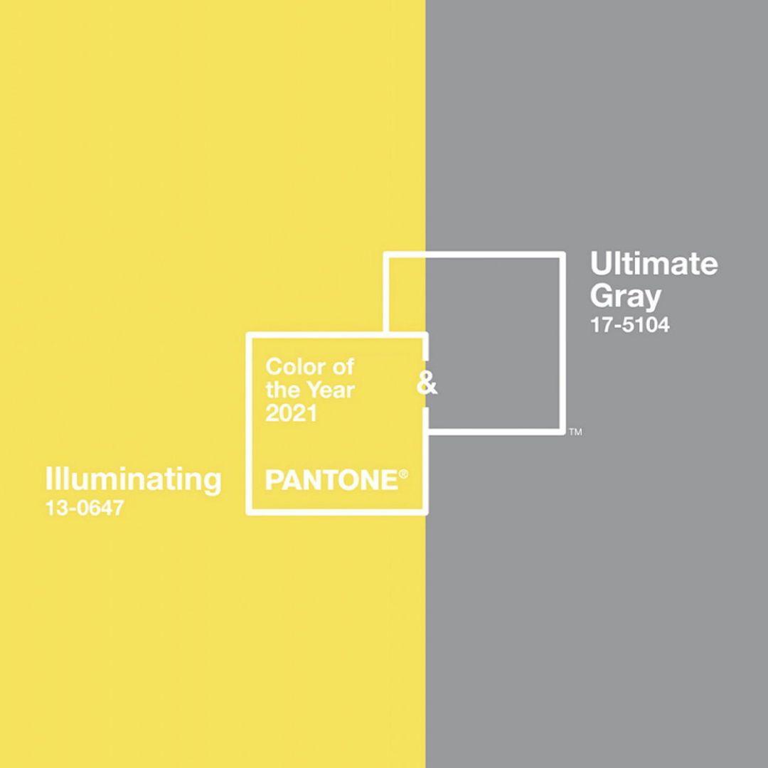 pantone, az év színe, napsárga, szürke, illuminating, ultimate grey, rúzs és más, sárga, szürke, avon, körömlakk, körömfestés