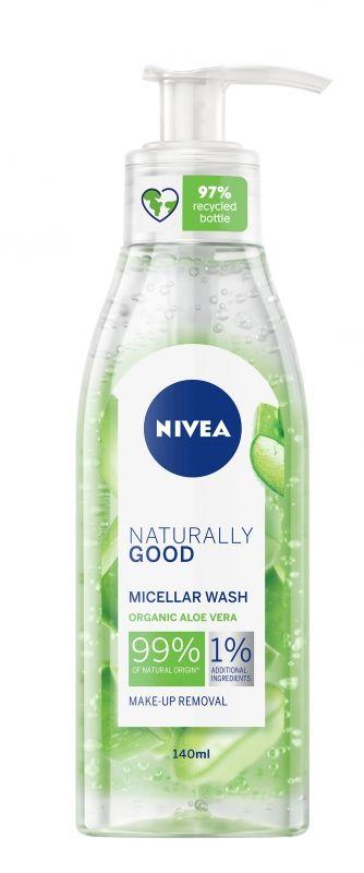 nivea, naturally good, környezettudatos, újrafelhasználás. természetes, fenntartható, környezetbarát, bio, rúzs és más, mikroműanyagmentes, újrafelhasznált