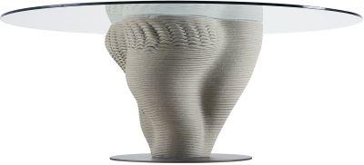 roche bobois, 3d, corail, asztal, egyedi, nyomtatott, design, lakberendezés, világelső, rúzs és más