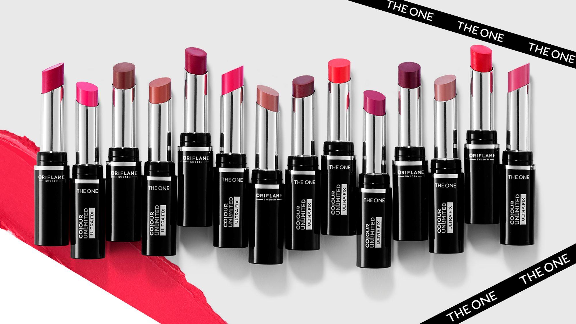 oriflame, the one, lipstick, tartós, rúzs, maszkálló, smink, ajakrúzs, matt, rúzs és más