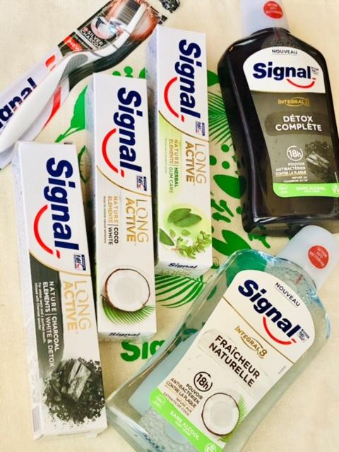 signal, nature elements, long active, szájápolás, fogkrém, szájvíz, természetes, rúzs és más