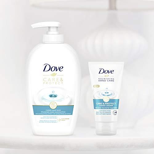 dove, care&protect, antibakteriális, védelem, testápolás, hidratál, bőrpuhító, szappan, kézkrém, kéztörlő, tusfürdő, rúzs és más