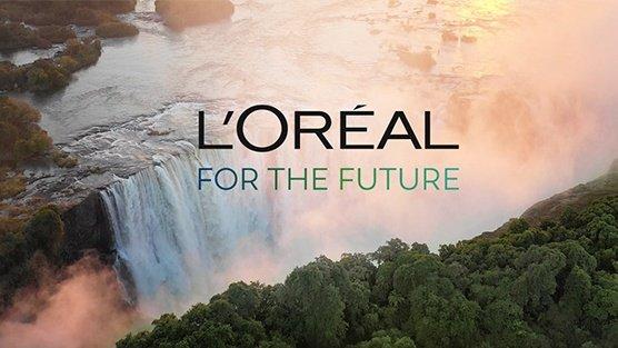 L'Oreal, L'Oreal Paris, for the future, szén-dioxid, karbonsemleges, környezetvédelem, fenntarthatóság, fenntarthatósági program, rúzs és más