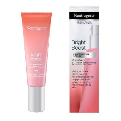 neutrogena, bright boost, hydro boost, ragyogásfokozó, hidratáló, trehalóz, érzékeny, arcápolás, arcápoló, rúzs és más