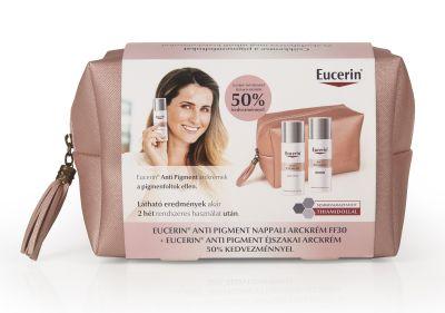 eucerin, anti-pigment, hiperpigmentáció, pigmentfolt, sötét folt, elszíneződés, bőrápolás, rúzs és más