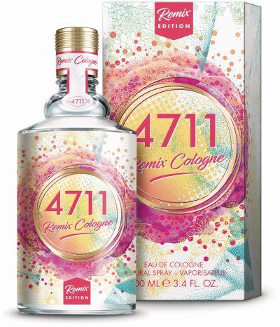 remix cologne, 4711, neroli, narancsvirág, edition 2021, limitált, vidám, kirobbanóan, gyümölcsös, nyári, illat, ruzs es mas