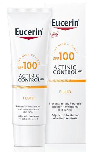 eucerin, spf 100, orvostechnikai eszkoz, fenyvedo, fenyvedelem, sun, actinic control, sensitive relief, napozas utani, ruzs es mas, bornyugtato