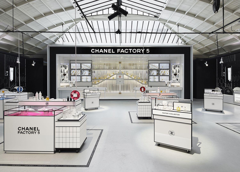 chanel, N°5, no5, chanel no 5, factory 5, centenarium, 100 eves, ruzs es mas, parfum, illat, edp, coco chanel, pop art, factory