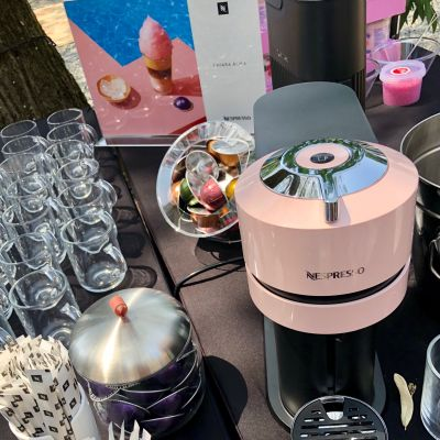 nespresso, mini boutique, szigliget, balaton, varudvar, gasztronomia, ruzs es mas, kave, kavekoktel, jegeskave
