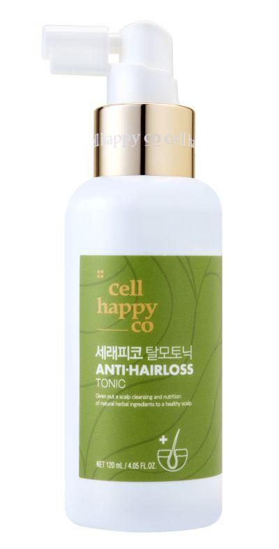 anti hair loss, tonik, tonic, cellhappyco, korean, koreai, termeszetes, gyogynoveny, organikus, bio, haj, hajapolas, hajsampon, ruzs es mas, szalonminoseg