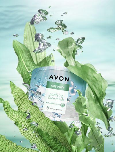 avon, oxypure, oxigen, oxigenizalo, hidratalo, arcapolas, borapolas, ruzs es mas