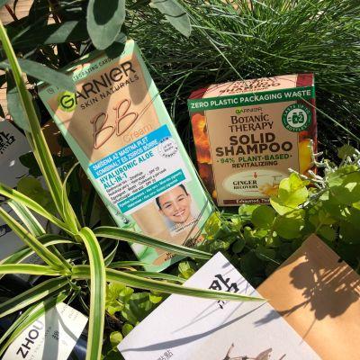 garnier, green beauty, fenntarthatosag, kornyezet, kornyezetvedelem, fogyasztas, felelos, ruzs es mas